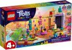 41253 LEGO® LEGO® Trolls world tour Tutajos kaland Magányos lapályon