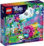 41256 LEGO® LEGO® Trolls world tour Szivárvány étkezőbusz