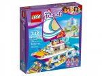41317 LEGO® Friends Napsütötte katamarán