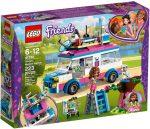 41333 LEGO® Friends Olivia különleges jármûve