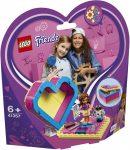 41357 LEGO® Friends Olivia Szív alakú doboza