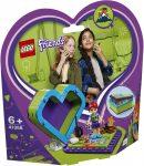 41358 LEGO® Friends Mia Szív alakú doboza