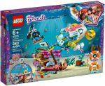 41378 LEGO® Friends Delfin mentési akció