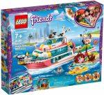 41381 LEGO® Friends Mentőhajó