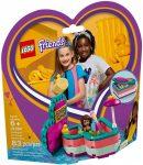 41384 LEGO® Friends Andrea nyári szív alakú doboza