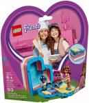 41387 LEGO® Friends Olivia nyári szív alakú doboza