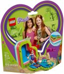 41388 LEGO® Friends Mia nyári szív alakú doboza