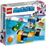 41452 LEGO® Unikitty!™ Puppycorn™ herceg háromkerekűje