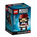 41593 LEGO® Brickheadz Jack Sparrow kapitány