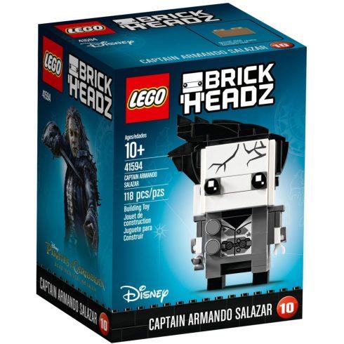 41594 LEGO® Brickheadz Armando Salazar kapitány