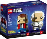 41611 LEGO® Brickheadz Marty McFly & Doc Brown