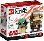 41627 LEGO® BrickHeadz Luke & Yoda