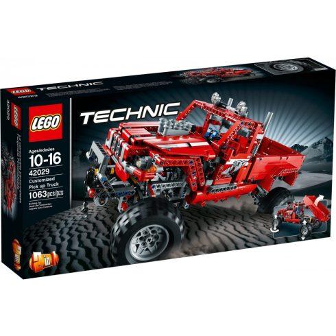 42029 LEGO® Technic™ Egyéni kialakítású kisteherautó