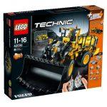 42030 LEGO® Technic Távirányítású VOLVO L350F Markológép