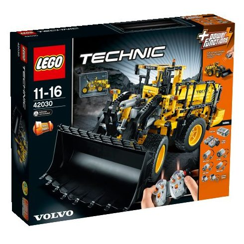 42030 LEGO® Technic™ Távirányítású VOLVO L350F Markológép