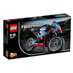 42036 LEGO® Technic Utcai motorkerékpár