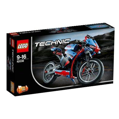 42036 LEGO® Technic™ Utcai motorkerékpár