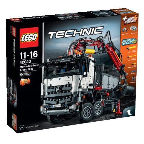 42043 LEGO® Technic™ Mercedes-Benz Arocs 3245