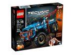 42070 LEGO® Technic 6x6-os terepjáró vontató