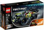 42072 LEGO® Technic WHACK! - Ütköztethetõ versenyjármû I.
