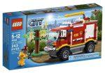 4208 LEGO® City 4x4 Tűzoltóautó