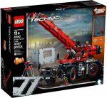 42082 LEGO® Technic Daru egyenetlen terepen