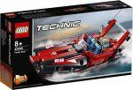 42089 LEGO® Technic Motorcsónak