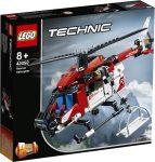 42092 LEGO® Technic Mentőhelikopter