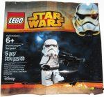5002938 LEGO Star Wars Stormtrooper Sergeant minifigura