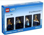 5004940 LEGO® City Dzsungel minifigura gyűjtemény