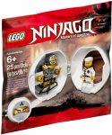 5005230 LEGO® NINJAGO™ Zane kendo edzés pod