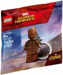 5005244 LEGO® Marvel Super Heroes Kulcstartó Teen Groot