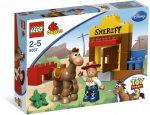 5657 LEGO® DUPLO® Toy Story - Jessie őrjárata