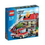 60003 LEGO® City Tűzoltó rohamkocsi