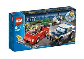 60007 LEGO® City Vakmerő száguldás