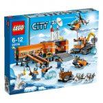 60036 LEGO® City Sarki alaptábor