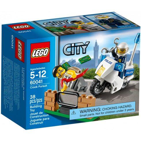 60041 LEGO® City Rablóüldözés