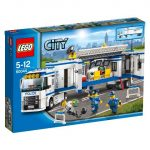60044 LEGO® City Mobil rendőri egység