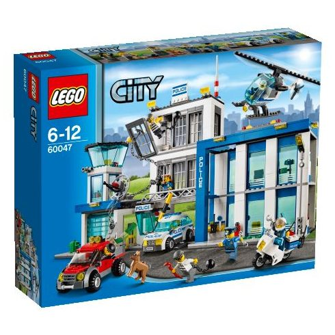 60047 LEGO® City Rendőrkapitányság