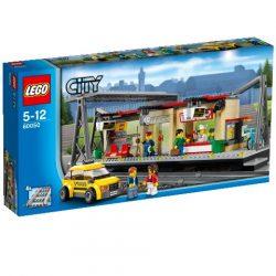 60050 LEGO® City Vasútállomás