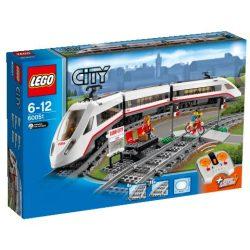 60051 LEGO City Nagysebességű vonat