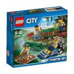 60066 LEGO® City Mocsári rendőrség kezdő készlet