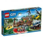 60068 LEGO City Bűnözők búvóhelye