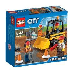 60072 LEGO® City Bontási munkálatok kezdő készlet