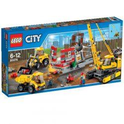 60076 LEGO® City Bontási terület
