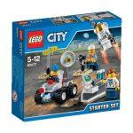 60077 LEGO® City Űrhajós kezdőkészlet
