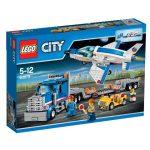 60079 LEGO® City Gyakorló vadászrepülő szállító