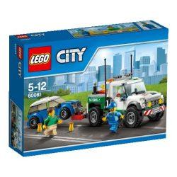 60081 LEGO® City Autómentő