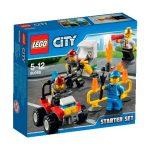 60088 LEGO® City Tűzoltó kezdő készlet