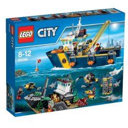 60095 LEGO® City Mélytengeri kutatójármű
